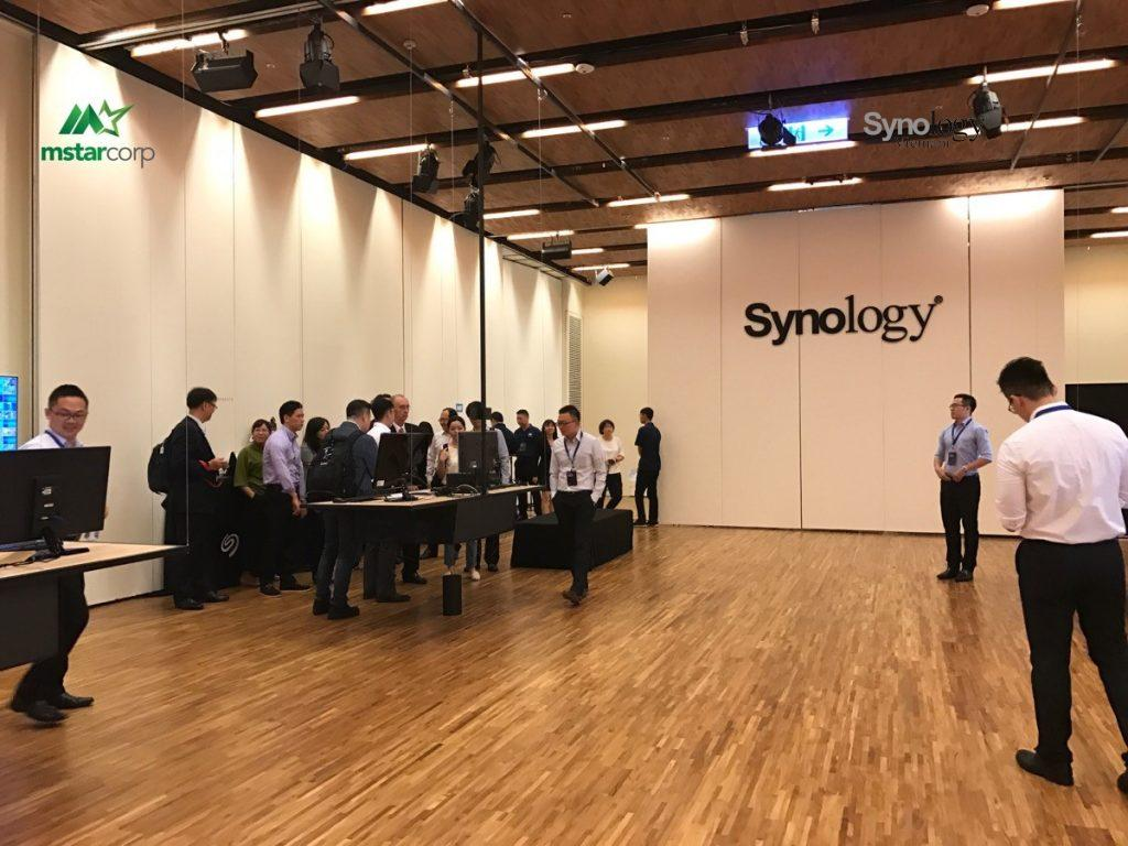 mstarcorp at event synology synologyvietnam.vn