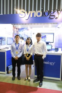 Secutech-2017-Synology-Mstarcorp-synologyvietnam.vn