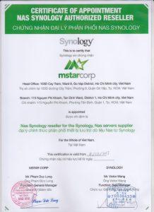 certificate-synology-mstarcorp-synologyvietnam