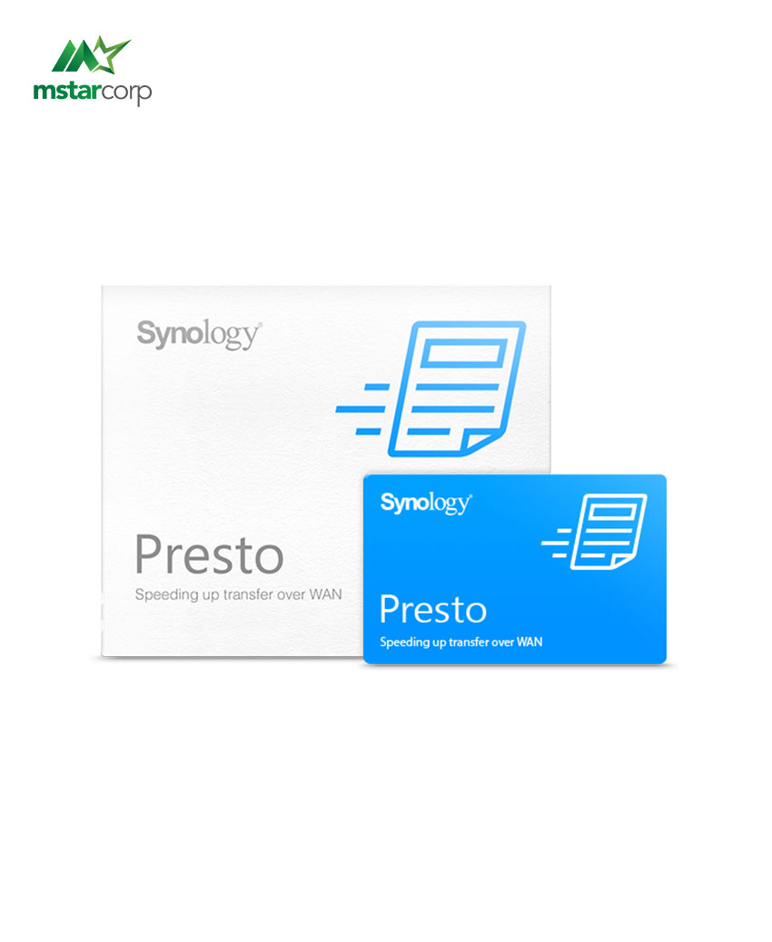 Presto-File-Server-License-synologyvietnam