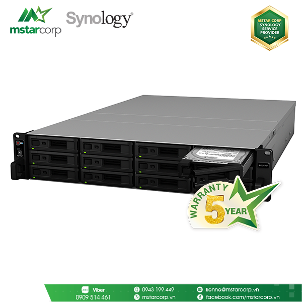 NAS Synology RX1217RP