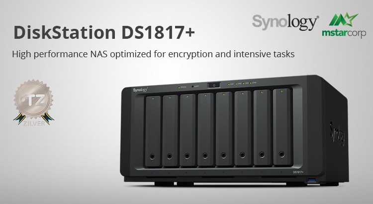 DS1817+ synologyvietnam