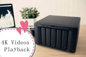 4k video to synology nas