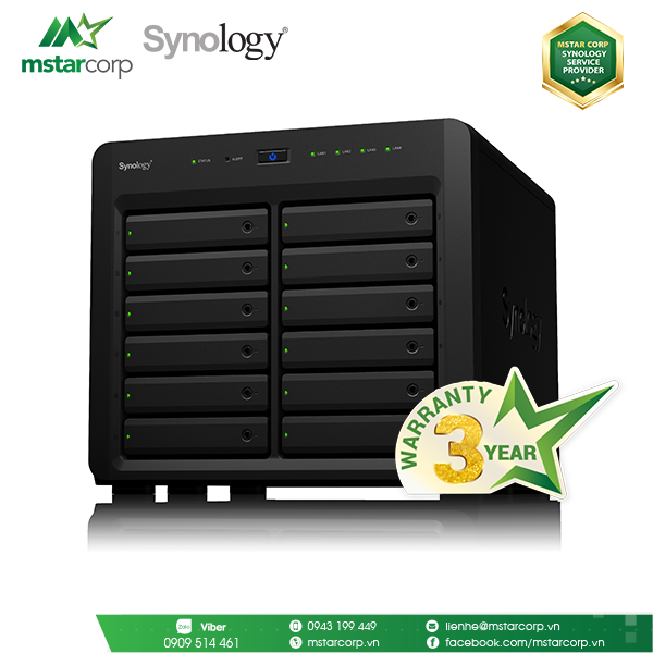 NAS Synology DS2419+