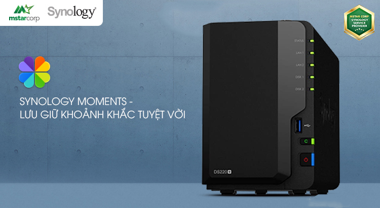 synology moments