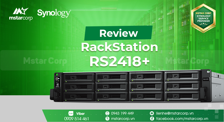 review rs2418+