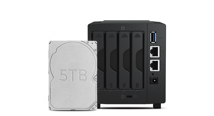 NAS Synology DS419slim