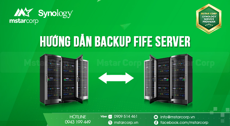 Hướng dẫn Backup File Server (Active Backup for Business)