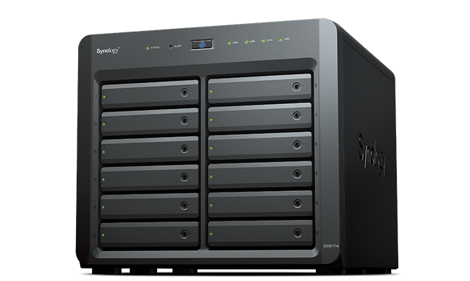 NAS Synology DS3617xs II