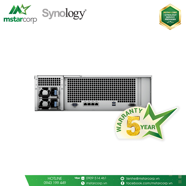 NAS Synology RS2821RP+