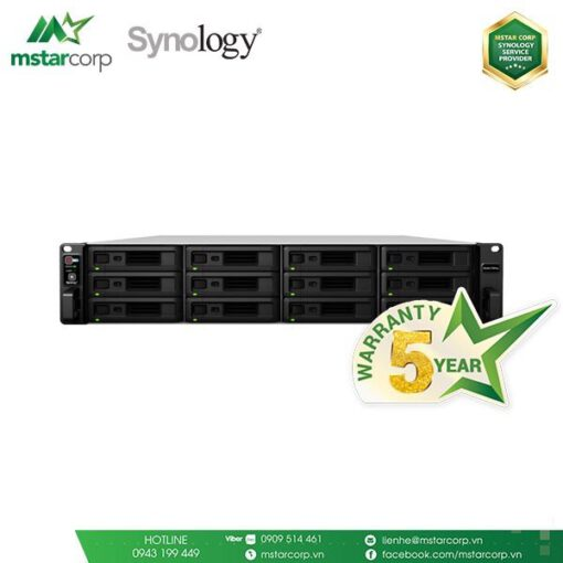 NAS Synology RS3621RPxs