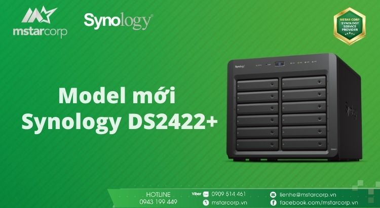 Synology DS2422