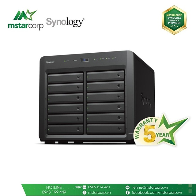 NAS Synology DS2422+