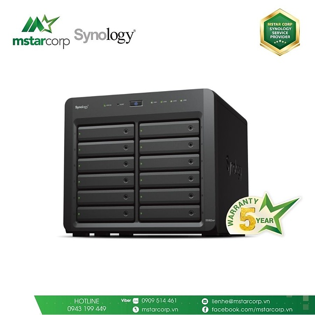 NAS Synology DS3622xs+